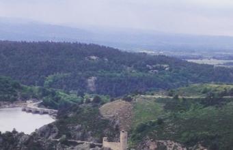 Gorges de la Loire Saint-Etienne