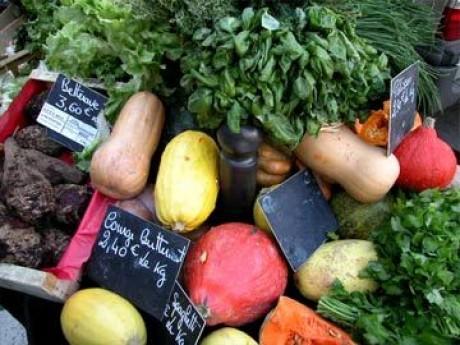 marché place chavanelle saint-etienne