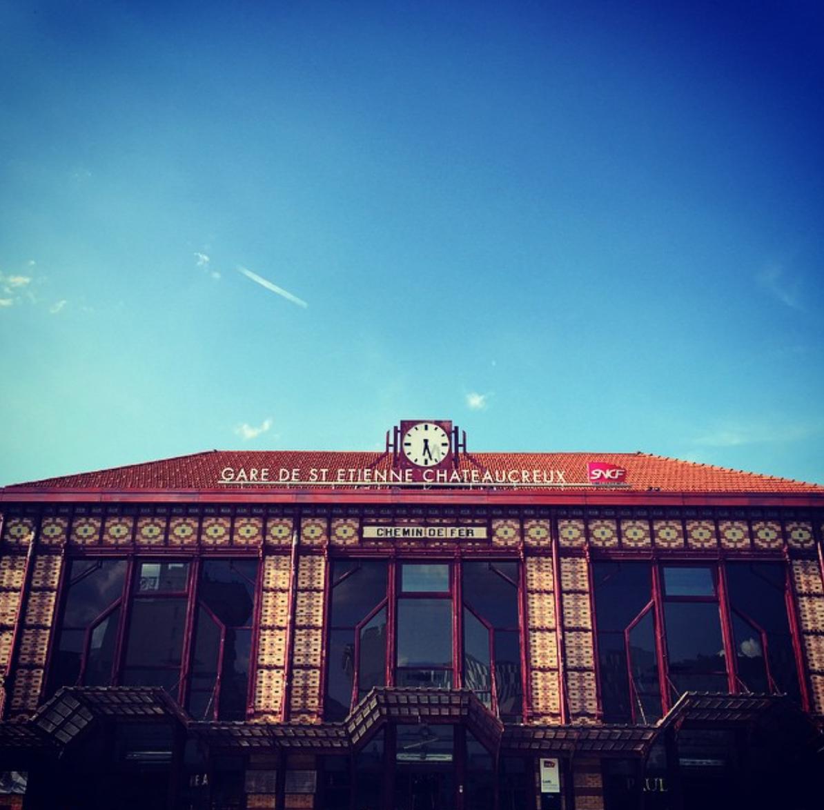 Gare Châteauroux Saint-Etienne