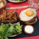 Top 5 burgers la table de 10 saint etienne