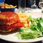 Top 5 burgers Les bleuets saint-etienne