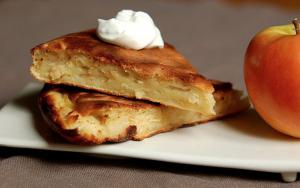 matefaim aux pommes dessert stéphanois