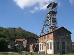Musée de la Mine Puit Curiot Saint-Etienne