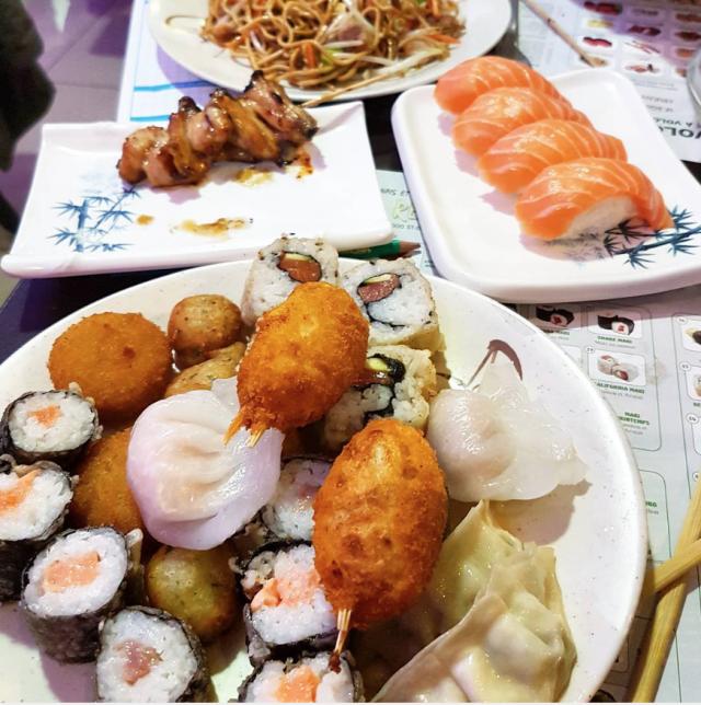 Sushis Ren Saint-Etienne Restaurant