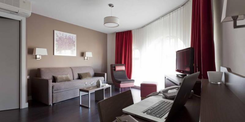 top 5 city loft hotel saint-etienne