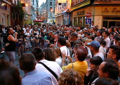 fête de la musique saint-etienne festival