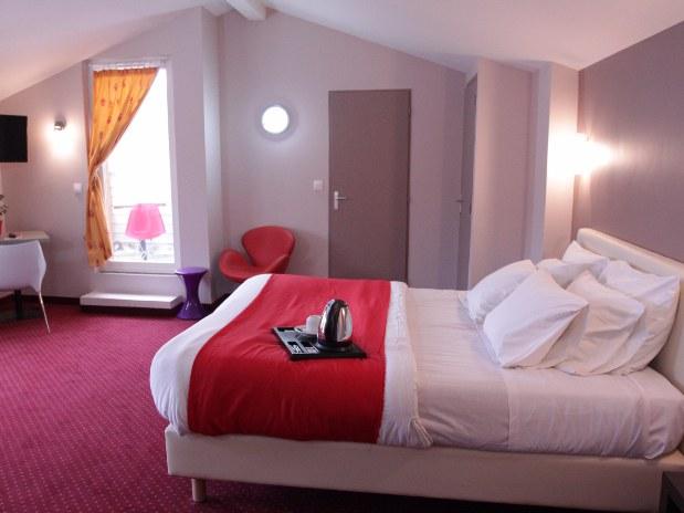 top 5 city loft hotel saint-etienne