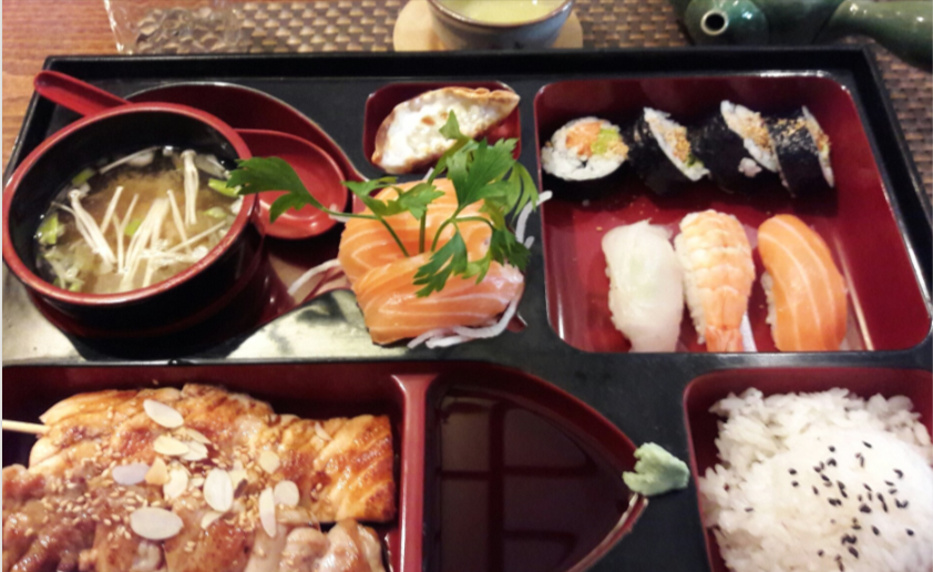 restaurant sushis kyoto saint-etienne
