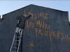 Laisser les murs propres Ella et Pitr Saint-Etienne