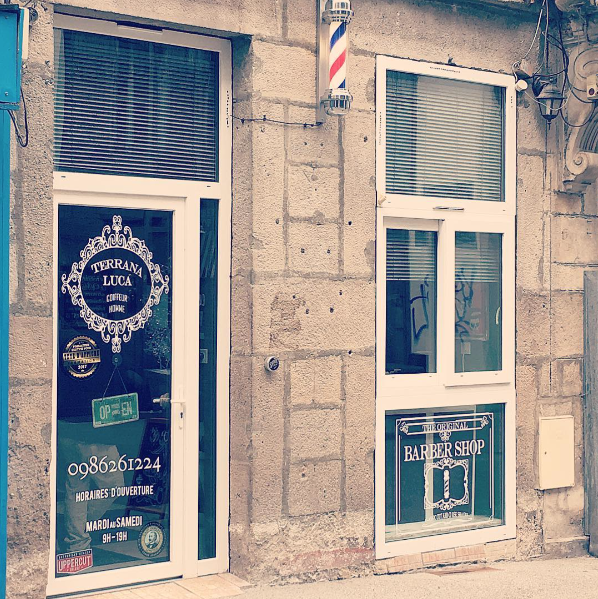 original barber shop saint-etienne