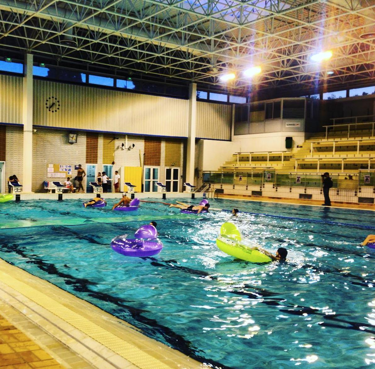 piscine centre nautique yves nyare saint-etienne