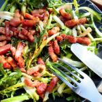 salade de barabans spécialité culinaire saint-tienne