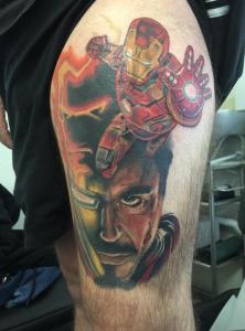 top 5 tatoueurs saint-etienne génération tattoo ironman