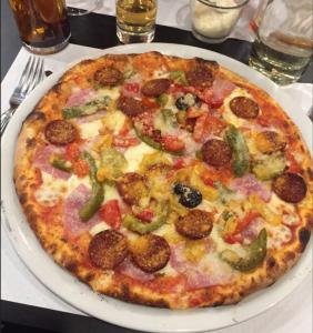 top meilleure pizzeria saint-etienne Le Novello