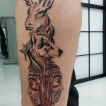 top 5 tatoueurs saint-etienne vilas tattoo animaux