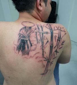 top 5 tatoueurs saint-etienne vilas tattoo bambou