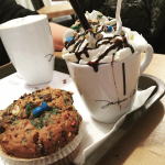 Mary's Coffee Saint-Etienne muffins