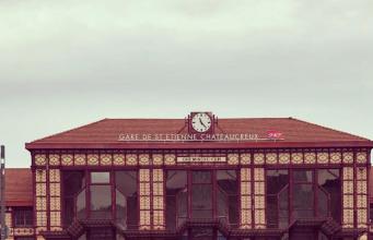 se rendre à Saint-Etienne Gare Châteaucreux