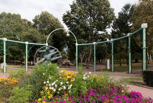 Saint-Étienne parc de l'Europe